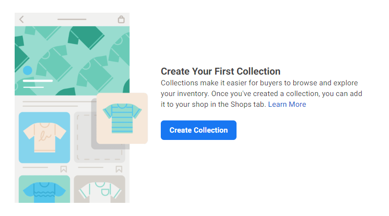 create your first collection
